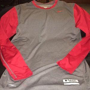 Boys Athletic long sleeve shirt